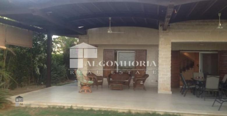 Furnished Duplex for rent 000 M2 in North Coast Marina