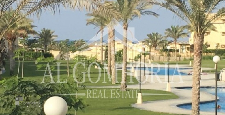 Furnished Chaleh for rent 000 M2 in North Coast Sidi Abdel Rahman