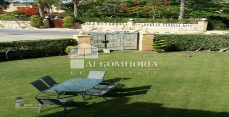 Furnished Villa for rent 0.00 M2 in North Coast, Marina