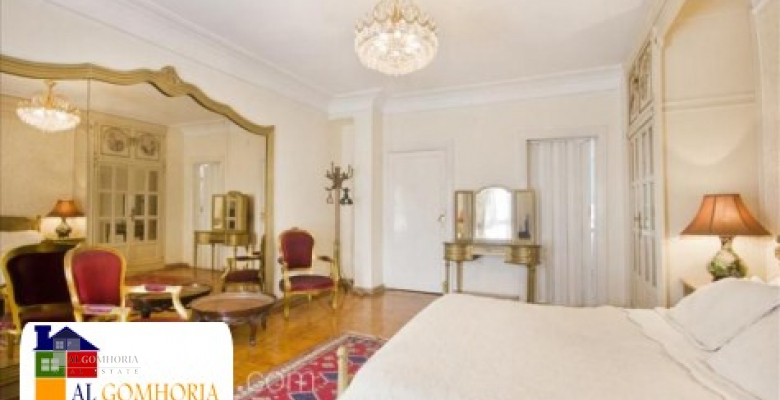 Furnished Apartment for rent 270.00 M2 in Cairo, Zamalek