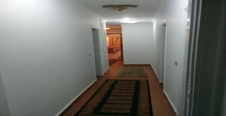 شقة مفروشه للبيع او للايجار - المهندسين