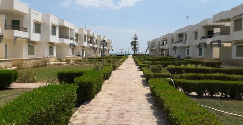villa , canary beach , ain sokhna